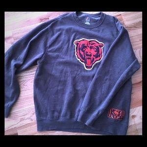 Other - Chicago bears XL embroidered crew neck sweatshirt